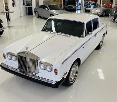 1975 Rolls Royce, Silver Shadow
