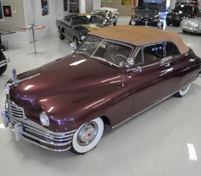 1948 Packard Super 8 Convertible Victoria