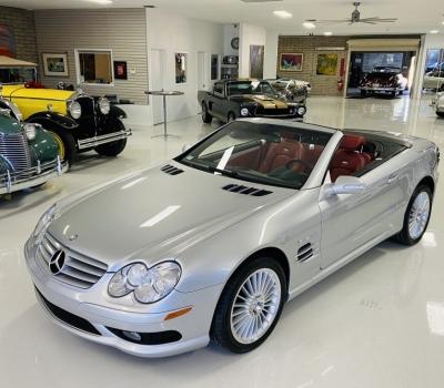 2003 Mercedes Benz SL55 AMG