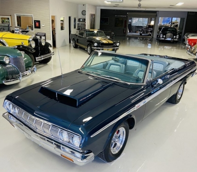 1964 Plymouth Sport Fury Convertible 488 Hemi