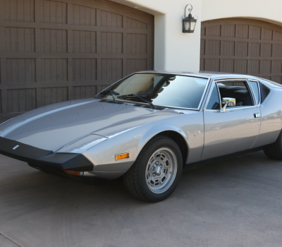 1973 De Tomaso Pantera L- 30 Yr SoCal Owned