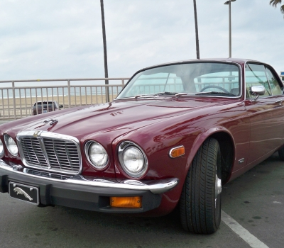 1975 Jaguar XJ6C, Rare Coupe, Calif. Car, Show Winner!