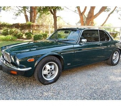 1976 Jaguar XJ6C, Series II, 20k Miles, Fantastic Survivor!!
