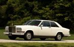 1987 Rolls-Royce Camargue, No. 1 of 12