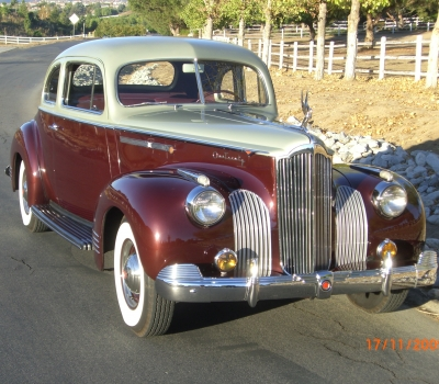 1941 Packard 120 Club Coupe