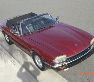 1992 Jaguar XJS Cabriolet- Two Owner, 45k mi.