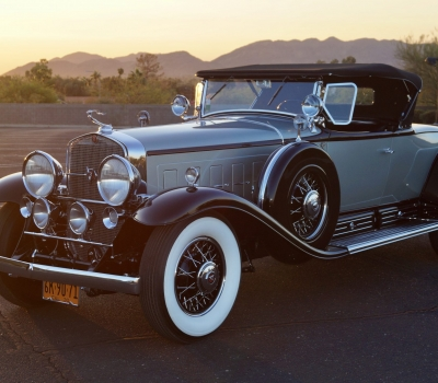 1930 Cadillac Series 452 V16 Roadster