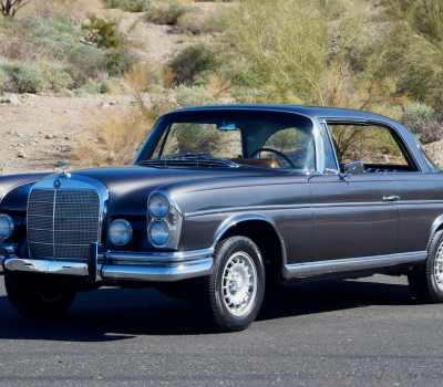 1966 Merceds-Benz 300SE Coupe