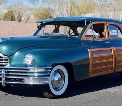 1949 Packard Eight Station Sedan
