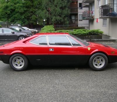1979 Ferrari Dino 308 GT4, Calif Car, First Owner 28 Yrs!