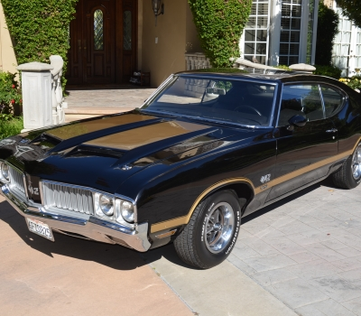 1970 Oldsmobile 442, 89k Miles, Fast and Gorgeous!