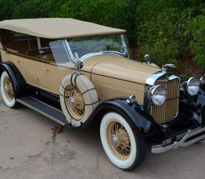 1928 Lincoln Model L, 7 Passenger Touring by Locke, OIder Resto!!