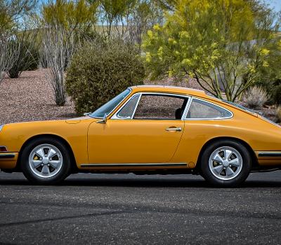 1967 Porsche 911 S Sunroof Coupe