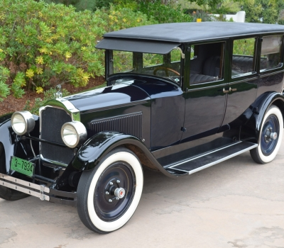 1924 Packard Six, Touring Sedan, Best Original in Existance!