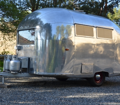 1960 Vintage Airstream, Pacer 16 ft,  two owners!