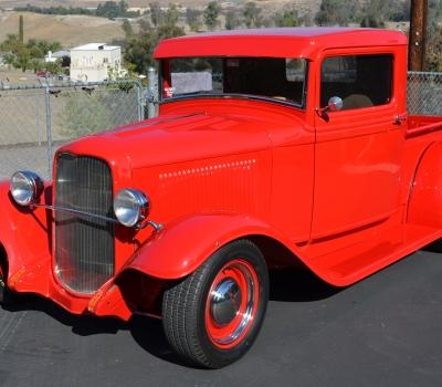 1934 Ford Truck, Full Custom, Multiple Award Winner!,