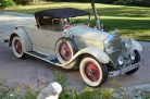 1929 Packard Custom Eight 640 Runabout