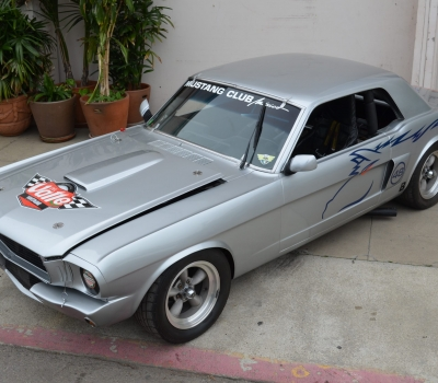 1966 Mustang Race Car, 600+ HP,Scary Fast! Trades?