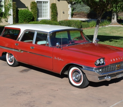 1958 Chrysler New Yorker Town & Country,Restored!