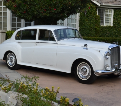 1960 Bentley S2, LWB with Division