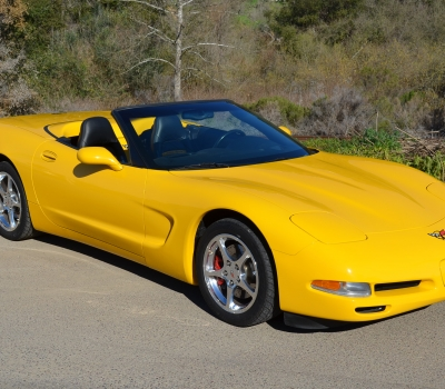 2004 Corvette Convertible, 20k Miles, Upgraded, Gorgeous!