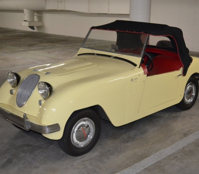 1952 Crosley, Super Sports, Restored, Rare, 4-Speed!!