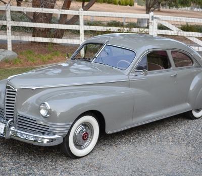 1947 Packard Custom Super Clipper, Spectacular!