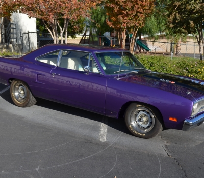 1970 Plymouth Road Runner, 440 6 Pack 4 Speed, Crazy Purple!!