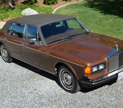 1983 Rolls-Royce Silver Spur, Two Owner, CA Car!