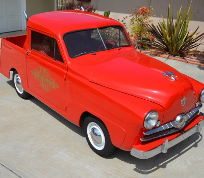 1952 Crosley Pick-up, Fully Restored, Gorgeous! Tour or Show!