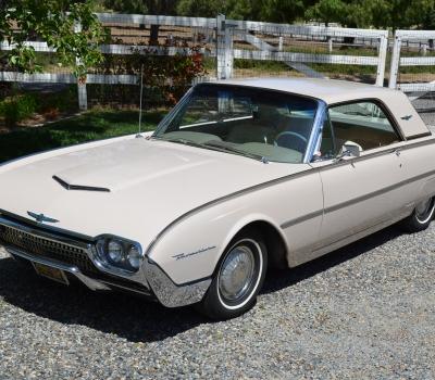 1962 Ford Thunderbird Hardtop, Gorgeous Survivor, 89k Miles!!