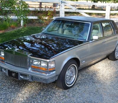 1979 Cadillac Seville Elegante, 48k Miles, Show or Tour!