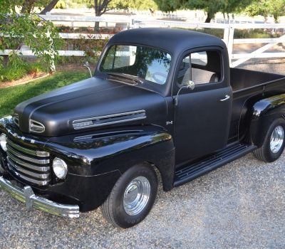 1950 Ford F-1 Pick-up, Custom, 350 V8, Restored, AZ Rust Free!