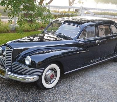 1947 Packard, Custom Super Clipper, Same Owner 45 Yrs,Survivor!