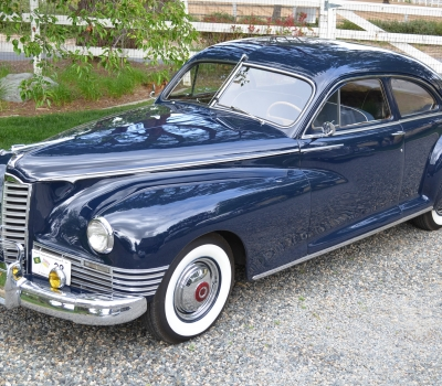 1947 Packard Custom Clipper Club Sedan (2106)
