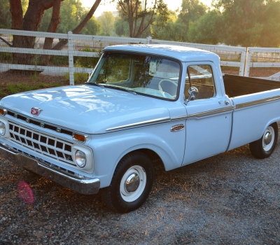 1965 Ford F-100, One Family Since New, Fully Restored!!!