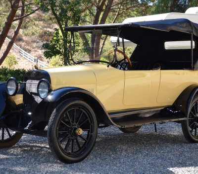 1919 Maxwell 25 Phaeton, Southern CA Car Since New!