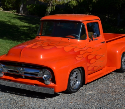 1956 Ford F-100, Full Custom,Show or Tour!! Gorgeous!