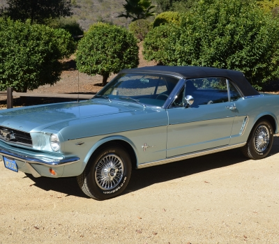 1965 Ford Mustang Convertible, V8 Auto, Coming Soon!