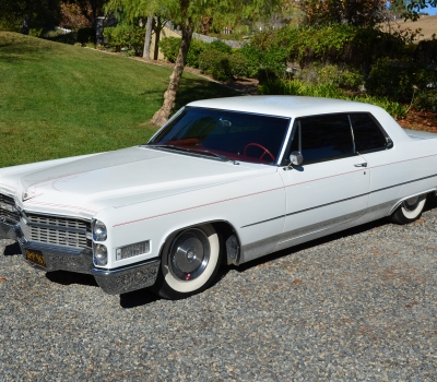 "1966 Cadillac Coupe DeVille,""Black Plate"", One Family 44 years!!"