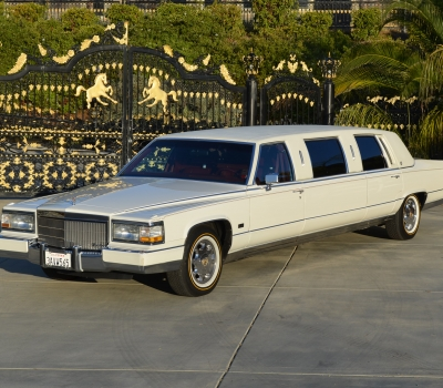 1990 Cadillac Limousine, Maloney Stretch, Like New, CA Car!!