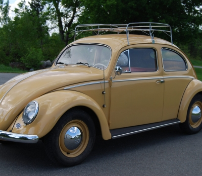 1954 VW Beetle, Calif Car, Two Owner, Restored!