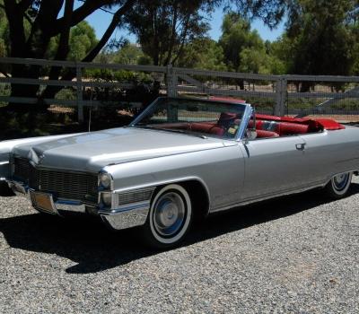 1965 Cadillac Fleetwood Eldorado