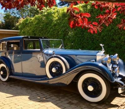 1934 Rolls-Royce Phantom II Limousine deVille