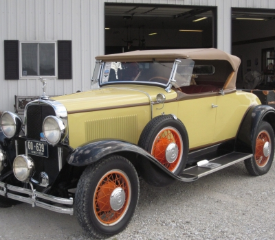 1930 Buick Marquette, Model 34 Roadster, Rare and Gorgeous!