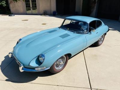 1968 Jaguar XKE Series II Coupe