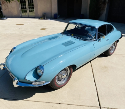 1968 Jaguar XKE Series II Coupe