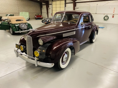 1939 Cadillac LaSalle Series 50 Opera Coupe