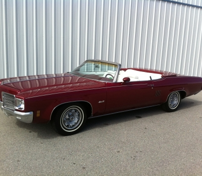 1971 Oldsmobile Delta 88 Royale, CA Car, Gorgeous!