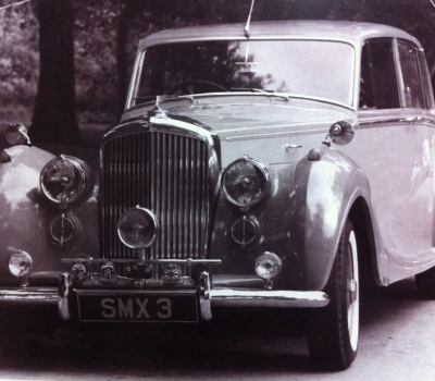 1948 Bentely Mk VI, Mulliner Sport Saloon, 30k Orig Miles!!
